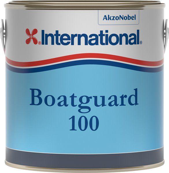 International Boatguard 100 schwarz 2,5l