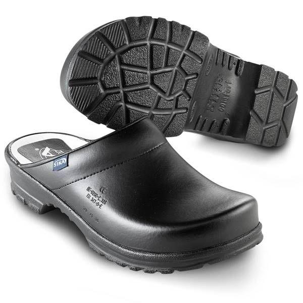 Sika Clog Comfort 149 schwarz