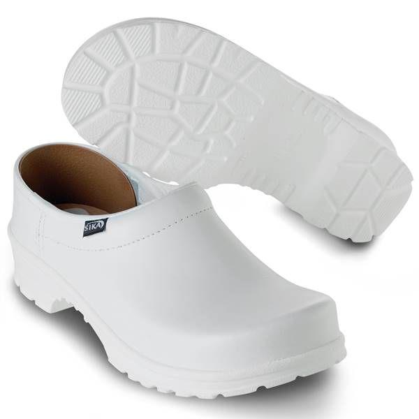 Sika Clog Comfort 125 weiß