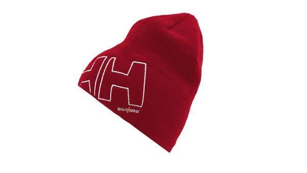 Mütze Beanie Helly Hansen rot