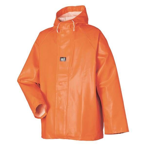 Helly Hansen Stavanger Jacke Orange 70004