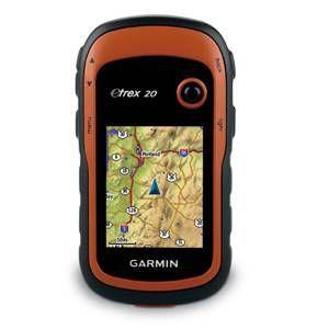 Garmin GPS eTrex20+Freizeitkarte D