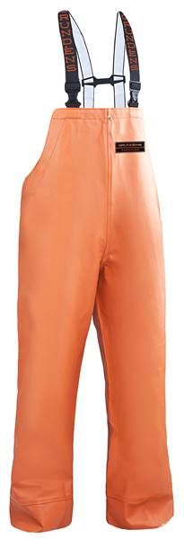 Grundens Herkules Latzhose 16 orange