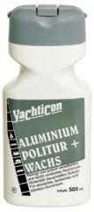 Aluminium Politur + Wachs 500ml