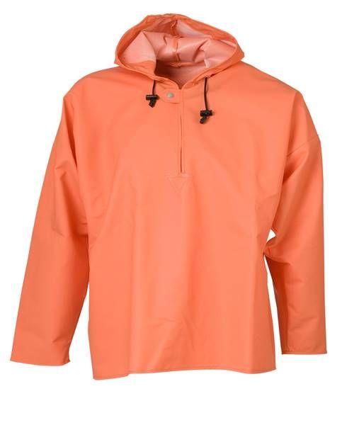 Elka Schlupf Jacke orange 037100
