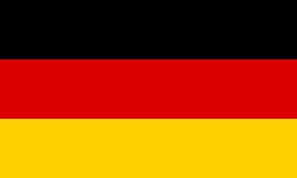 Deutschland Flagge In Verschiedenen Größen Segelbox