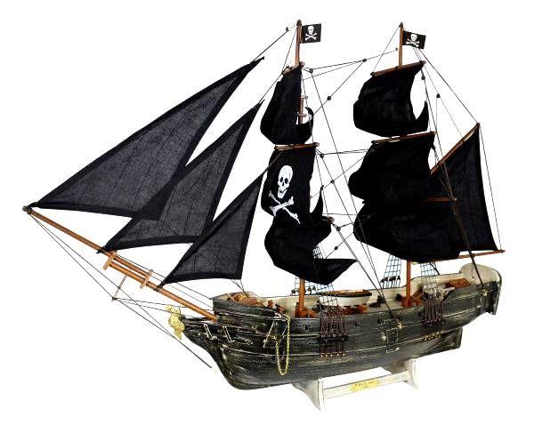 Piraten Schiff groß