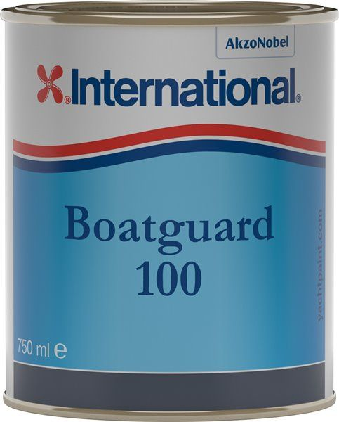 International Boatguard 100 rot 750ml