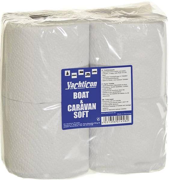 Boat & Caravan Soft WC Papier