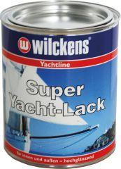 Wilckens Super-Yachtlack RAL 9005 tiefschwarz 750ml