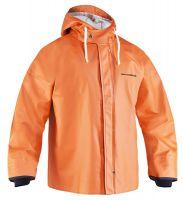 Grundens Brigg Jacke 44 orange oder grün