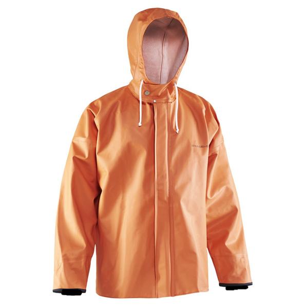 Grundens Brigg Jacke 320 orange XS-3XL