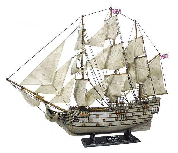 Schiffsmodell H.M.S. Victory
