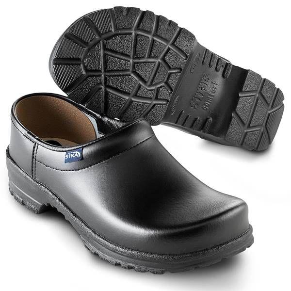 Sika Clog Comfort 125 schwarz