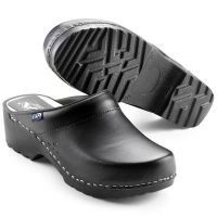 Sika Clog Traditionel 148 schwarz