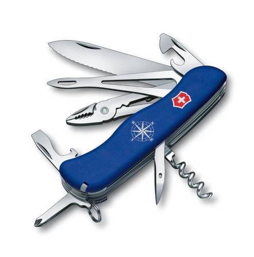 Victorinox Skipper Taschenmesser Multitool blau